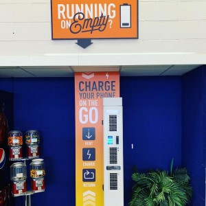 One of our latest installation at a Greyhound station in London Ontario.